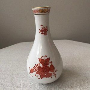 Herend Hungary Chinese Bouquet Vase